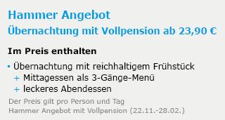 Onlien-Vorzugsangebot ab 23,90 Euro