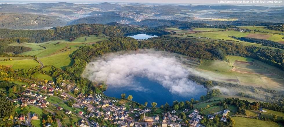 Eifelmaar-Jugendherberge in Daun