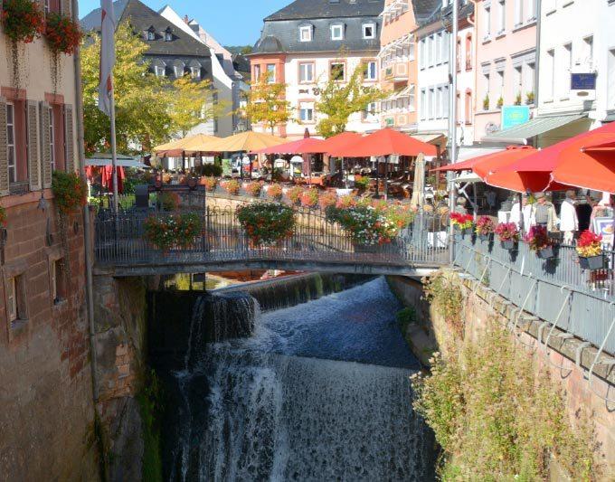Jugendherberge Saarburg