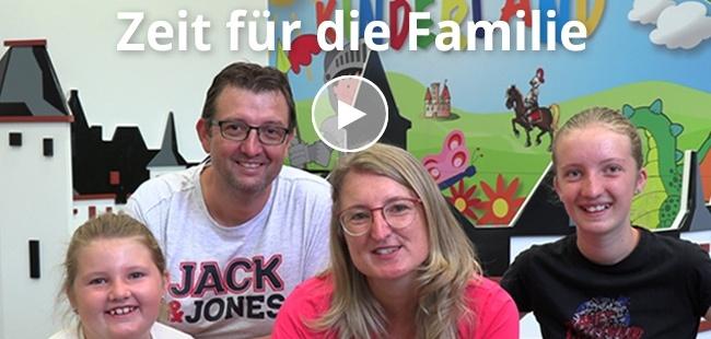 Faszination Jugendherberge - Zeit für die Familie
