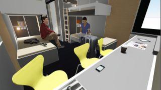 Modernisierung der Jugendherberge Wolfstein