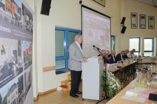 DJH-Präsident Peter Schuler