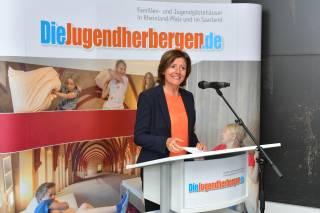 Eröffnung der Jugendherberge Trier