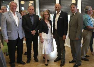 40-jähriges Dienstjubiläum in Oberwesel gefeiert