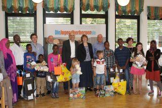 Pressekonferenz zur Familienferien-Sonderaktion in Oberwesel