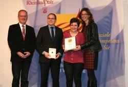 Jugendherberge Speyer als vorbildlicher Arbeitgeber ausgezeichnet