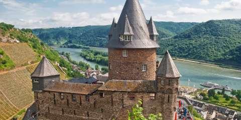 Von Burgfräulein und Ritter – Jugendherbergen in historischen Gemäuern